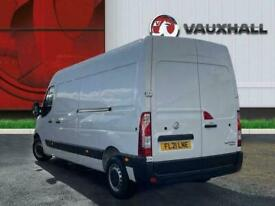 2021 Vauxhall Movano 2.3 CDTi 3500 BiTurbo Edition Panel Van 5dr Diesel Manual F