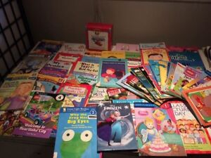 Large lot kids books