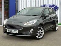2018 Ford Fiesta 1.0t Ecoboost Titanium Hatchback 5dr Petrol Manual s/s 100 Ps H