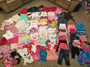12 to 18 month clothing lot