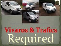 TRAFIC VIVARO PRIMASTAR NON RUNNER FAULTY INJECTOR ENGINE PROBLEMS