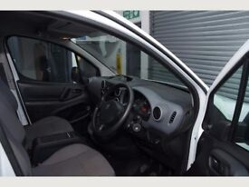 2014 Peugeot Partner 1.6 HDi S L1 850 4dr LOW MILES - 6 MONTH WARRANTY