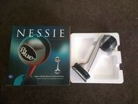 Blue Nessie Microphone - Boxed - Youtube, Podcasts, Gaming, Livestreaming