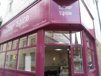 Sandwich and Curry Bar for sale