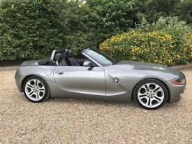 2003BMW Z4 3.0 Roadster Manual Convertible With 12 Month MOT PX Welcome