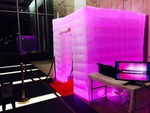 The ultimate LED photo booth experience! London Ontario image 1