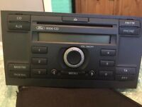 Ford Radio / CD Player Ford 6000