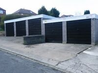 Single Secure Garage Storage Unit CCTV Coverage Available NOW !!