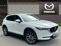 2020 Mazda CX-5 2.2 Skyactiv D Sport Nav Plus Suv 5dr Diesel Manual s/s 150 Ps 4