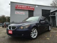 2005 BMW 545i 545i | Leather | Memory Seats | Alloys |