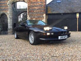 1995 BMW 840CI 4.0L V8 Automatic Petrol (2 Original Keys, HPI Clear)