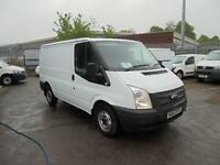 Ford Transit T280 Low Roof Van Tdci 125Ps SLD DIESEL MANUAL WHITE (2013)