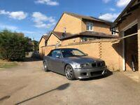 BMW E46 M3 Convertable SMG