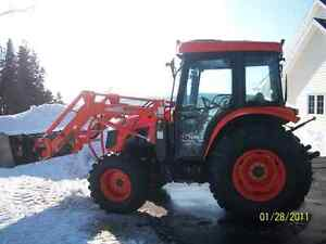 2011 55HP Turbo Kioti Tractor