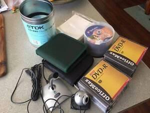 Brand New Blank Discs plus Computer Items Cranebrook Penrith Area Preview