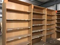 30+ Industrial Wooden Shelving Units - Storage Units