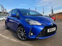 2018 Toyota Yaris 1.5 HYBRID ICON NAV 5DR CVT AUTO Hatchback HYBRID Automatic