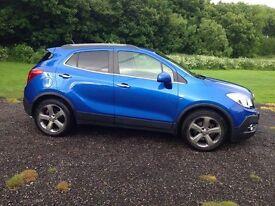 Vauxhall Mokka 1.6 petrol 2014 Blue