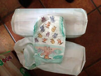 2x packs aldi size 3 nappies and tesco