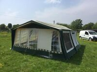 *** Conway trailer tent ***