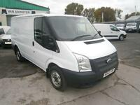 Ford Transit T280 swb Low Roof Van 125ps DIESEL MANUAL WHITE (2014)