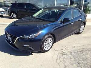 2015 Mazda3 GS - unlimited km warranty- Winter and summer tires