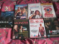 Retro DVDs job lot