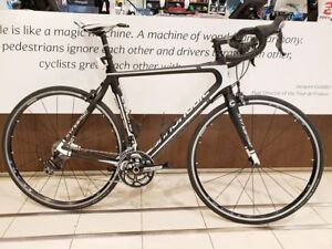 Almost New Cannondale Synapse 105 Carbon - 56CM