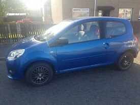 renault twingo 2010 low mileage