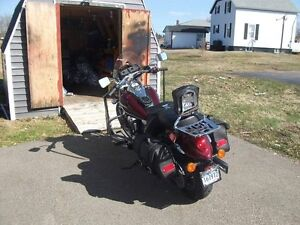 Kawasaki Vulcan 900 excellent condition