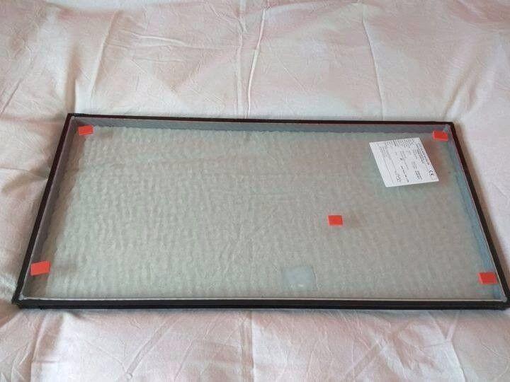 70% cheaper, Double Glazed Window Glass / argon / with warranty / purchase invoice