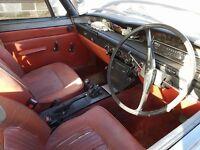 Rover P6 2200 1971 CLASSIC