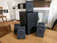 CREATIVE surround sound speakers