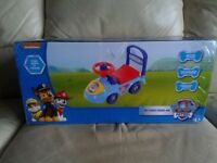 Paw Patrol My First Sit and Ride BRAND NEW IN SEALED BOX