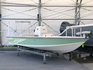 NEW 2019 Hewes Redfisher 18. (Loaded)