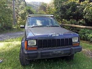 1996 Jeep Cherokee Wagon Yarra Junction Yarra Ranges Preview