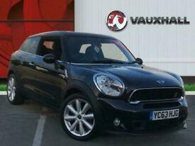 2013 MINI Paceman 1.6 COOPER S 3DR CHILI/MEDIA PACK Coupe PETROL Manual