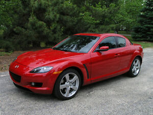 WANTED! Mazda RX-8 Low Mileage