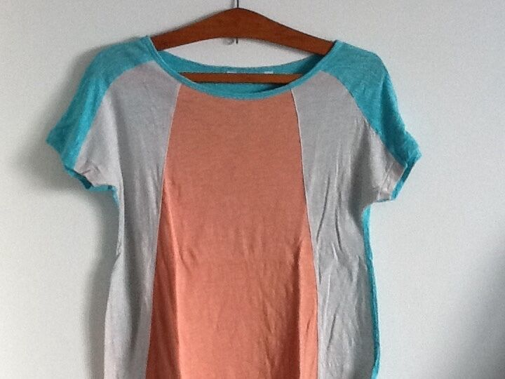 PL SPRING Maternity Top (Turquoise)