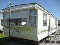 Willerby Leven 2 bed static caravan