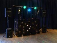 DJ+ MOBLIE DISCO FOR HIRE LONDON-WIDE 07517 004 308