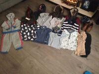 Boys 2-3 Bundle 17 Items