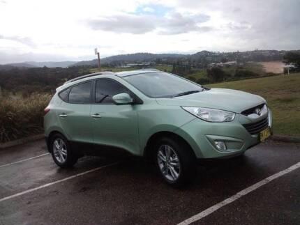 2011 Hyundai IX35 Wagon Hornsby Hornsby Area Preview