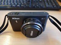Nikon J1 Camera Never Used