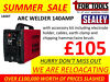 Sealey Mig Welders & Arc Welders 100amp 150amp 160/180/170/190/210/250amp MIGHTYMIG & SUPERMIG RANGE Lurgan Just Off M1 Junction 10 Delivery / Collection, Belfast