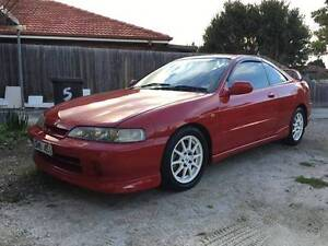 For sale 2001 Honda Integra Dc2 Type R St Albans Brimbank Area Preview