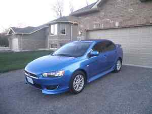 2011 Mitsubishi Lancer - safety completed prior to purchase