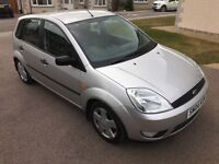 Ford Fiesta 1.4 LOW MILEAGE