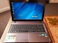 Lenovo Laptop IdeaPad Y570 (08623TU) Intel Core i7 2nd Gen 2670QM (2.20 GHz) 6 GB Memory 500 GB HDD