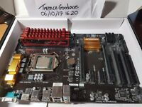 Computer parts and water cooling parts